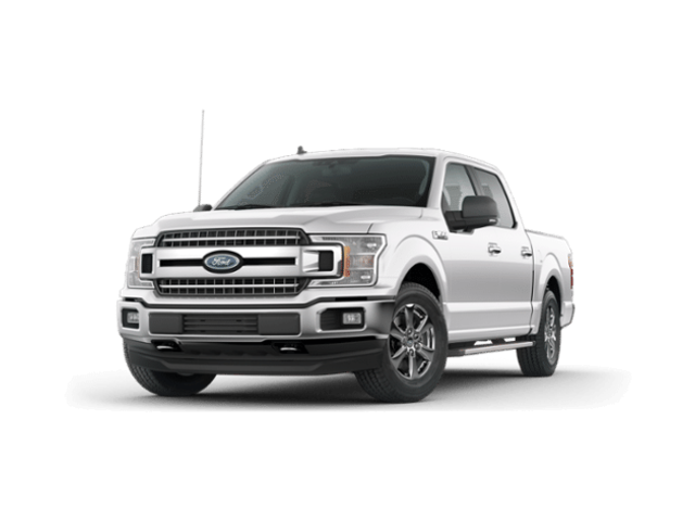 2019 Ford F-150 XLT 4WD Supercrew 5.5 BO Truck